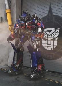 Transformers at Universal Orlando